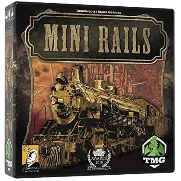 Tasty Minstrel Games Mini Rails