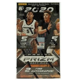 Panini 2020/21 Panini Prizm Collegiate Draft Picks Basketball Fast Break Box