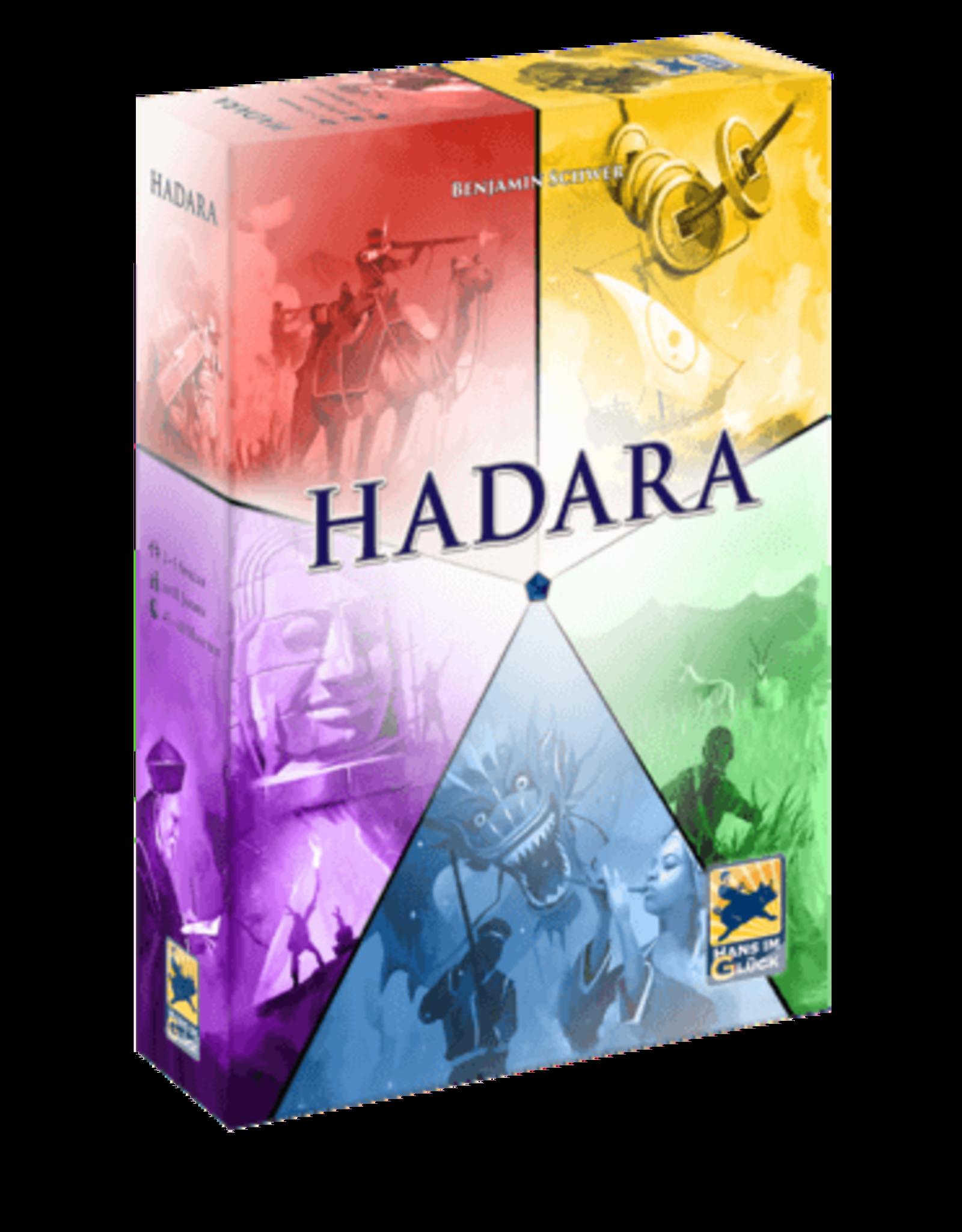 Z-Man Games Hadara