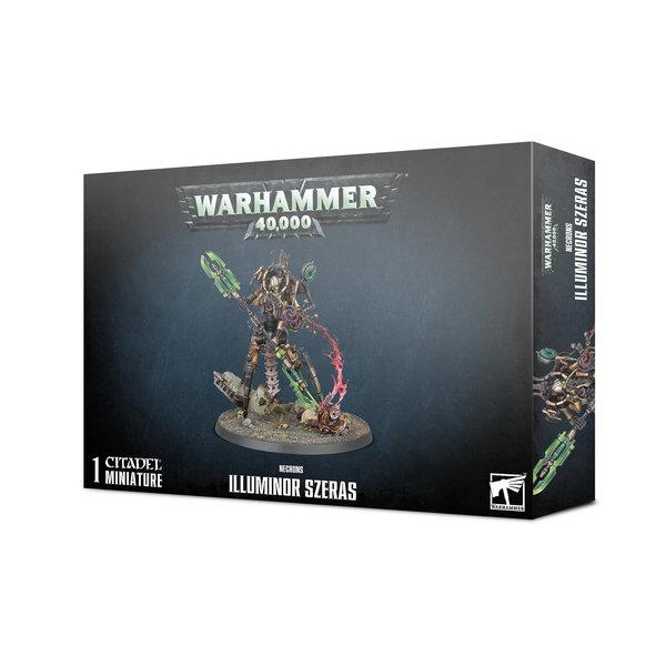 Warhammer 40,000 Necrons: Illuminor Szeras