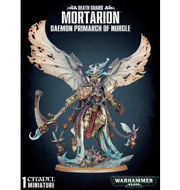 Warhammer 40,000 Death Guard: Mortarion Daemon Primarch of Nurgle