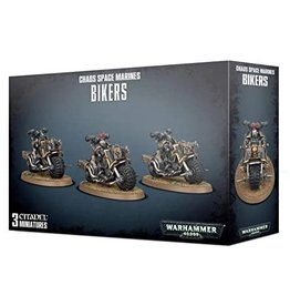 Warhammer 40,000 Chaos Space Marines: Bikers