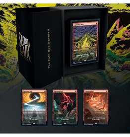 Magic: The Gathering Secret Lair Drop: Summer Superdrop - Mountain, Go