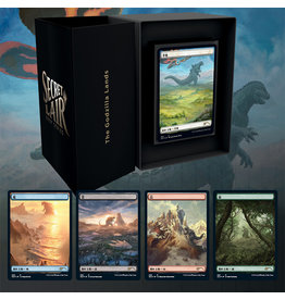Magic: The Gathering Secret Lair Drop: The Godzilla Lands
