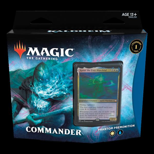 Magic: The Gathering Kaldheim - Phantom Premonition Commander Deck