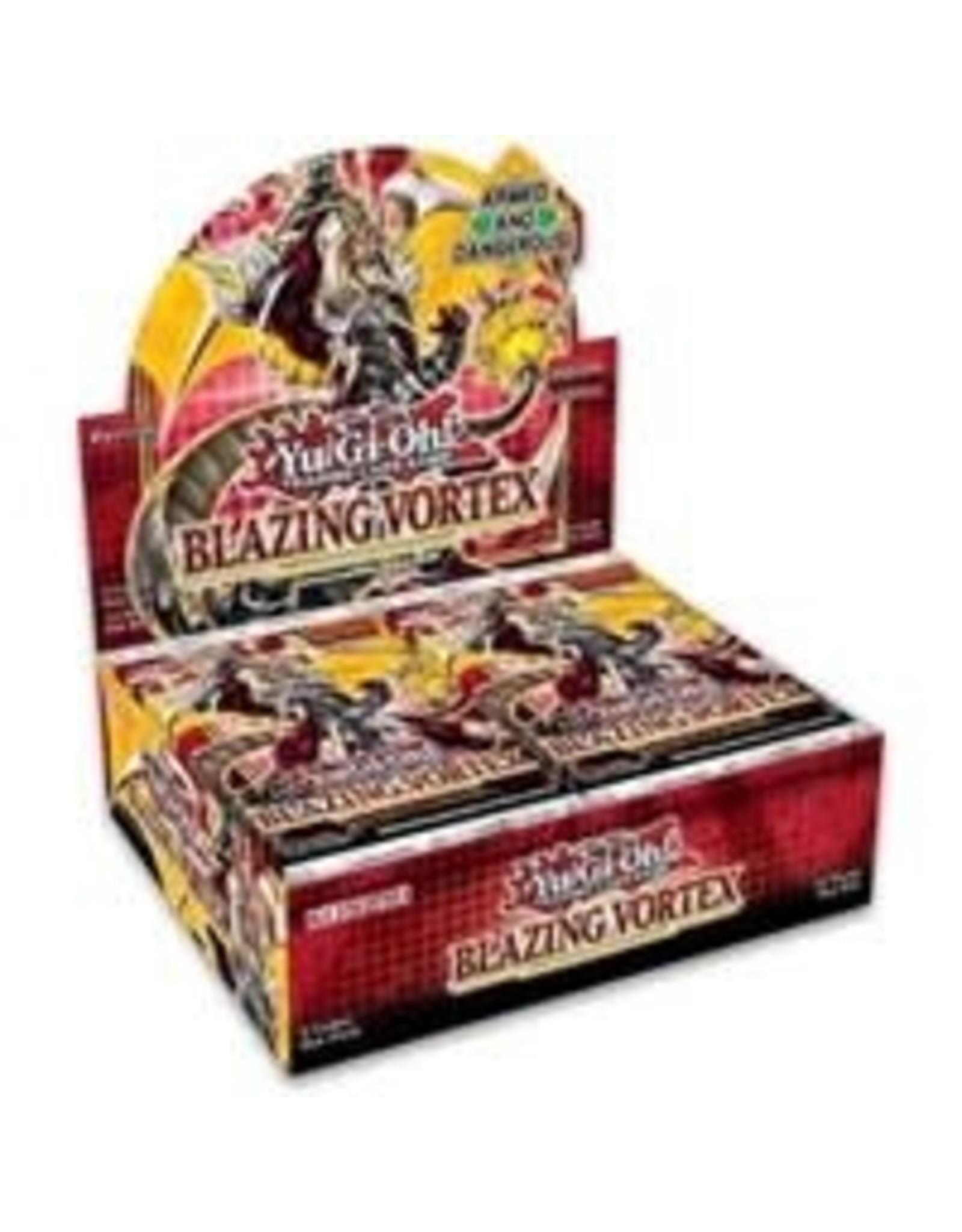 Konami Blazing Vortex Booster Box [1st Edition]