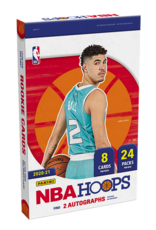 Panini 2020/21 Panini NBA Hoops Basketball Hobby Box