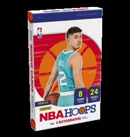Panini 2020/21 Panini NBA Hoops Basketball Hobby Box