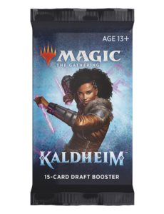 Magic: The Gathering Kaldheim - Draft Booster Pack
