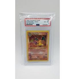 Pokemon Charizard 1st Edition Base Set PSA 6