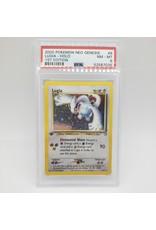 Pokemon Lugia 1st Edition Neo Genesis PSA 8