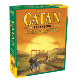 Catan Studio Catan: Cities & Knights Game Expansion