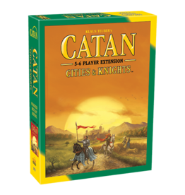 Catan Studio Catan: Cities & Knights 5 - 6 Player Extension