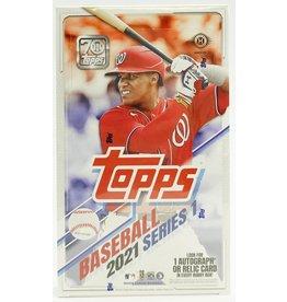 Topps 2021 Topps Series 1 Baseball Hobby Box