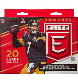 Panini 2016 Panini Donruss Elite Football Hanger Pack Box