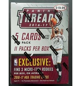 Panini 2016-17 Panini Threads Basketball Blaster Box