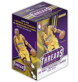 Panini 2015-16 Panini Threads Basketball Blaster Box
