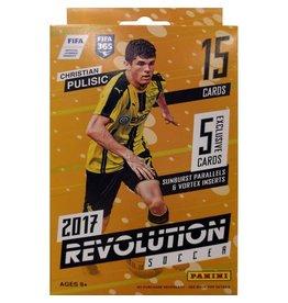 Panini 2017 Panini Revolution Soccer Hanger Box