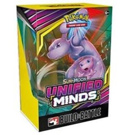 Pokemon Unified Minds Prerelease Kit