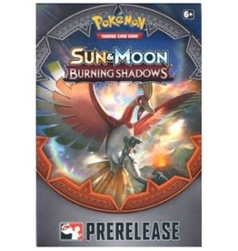 Pokemon Burning Shadows Prerelease Kit