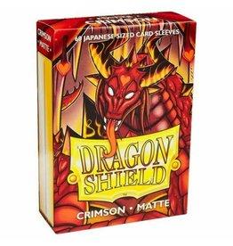 Arcane Tinmen Dragon Shield Crimson Matte 60 Japanese