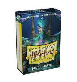 Arcane Tinmen Dragon Shield Jade Matte 60 Japanese