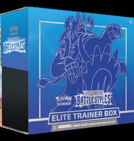 Pokemon Battle Styles Elite Trainer Box [Rapid Strike Urshifu] (Blue)