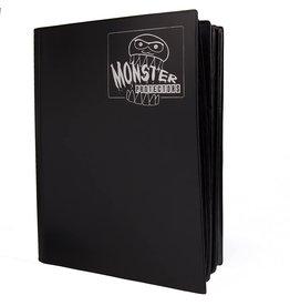 Monster Binder XL Hard Cover Black Mega Monster Card Binder