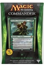 Magic: The Gathering Commander 2014 - Guided by Nature (Green)