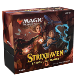 Magic: The Gathering Strixhaven: School of Mages - Bundle