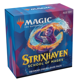 Magic: The Gathering Strixhaven: School of Mages - Prerelease Pack [Prismari]