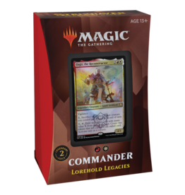 Magic: The Gathering Commander 2021 Deck - Strixhaven - Lorehold Legacies