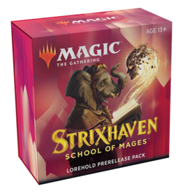 Magic: The Gathering Strixhaven: School of Mages - Prerelease Pack [Lorehold]
