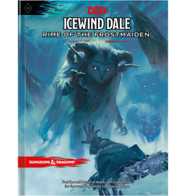 Wizards of The Coast Icewind Dale Rime of the Frostmaiden