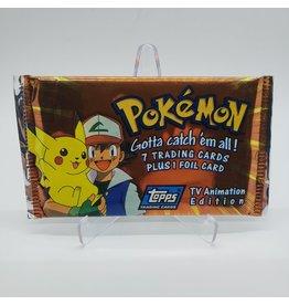 Topps Pokemon TV Animation Edition Pack Series 1