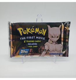 Topps Pokemon The First Movie Booster Pack