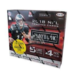 Panini 2018 Panini Playbook Football Mega Box