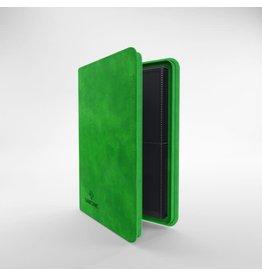 Gamegenic Zip-up Album 8-Pocket Green