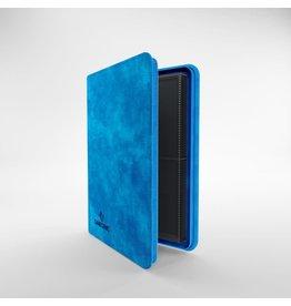 Gamegenic Zip-up Album 8-Pocket Blue