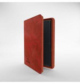 Gamegenic Zip-up Album 8-Pocket Red