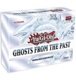 Konami Ghosts From the Past Box [1st Edition]