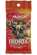Magic: The Gathering Japanese - Ikoria: Lair of Behemoths - Collector Booster Pack
