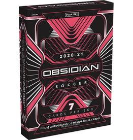 Panini 2020/21 Panini Obsidian Soccer Hobby Box