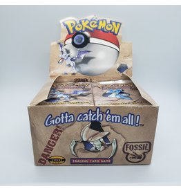 Unlimited Fossil Booster Pack From Sealed Box (Read Description)