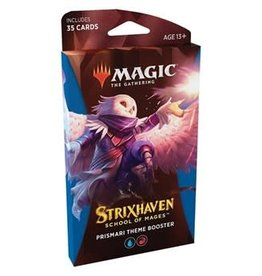 Magic: The Gathering Strixhaven: School of Mages - Theme Booster Pack [Prismari]