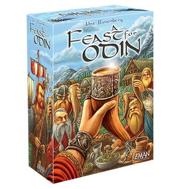 Feuerland A Feast for Odin