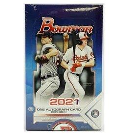 Topps 2021 Bowman Baseball Hobby Box