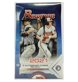 Topps 2021 Bowman Baseball Hobby Jumbo Box