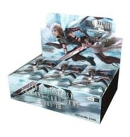 Square Enix Final Fantasy TCG Opus XIII: Crystal Radiance Booster Box