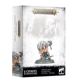 Warhammer Age of Sigmar Stormcast Eternals Gardus Steel Soul